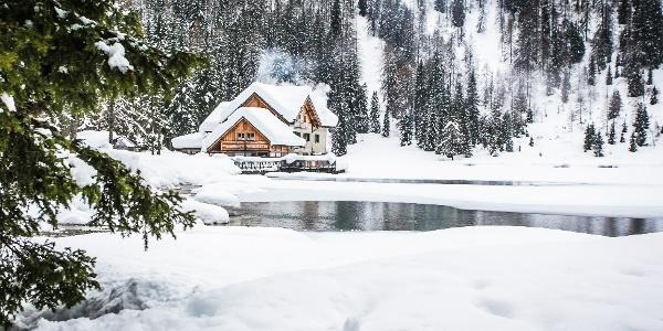 Nambino lake and refuge