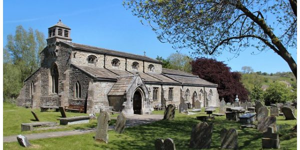 Linton's St Michael and All Angels Church