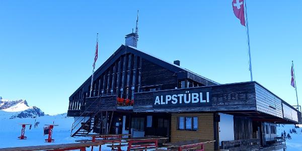 Restaurant Alpstübli.