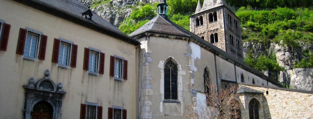 Abtei St-Maurice