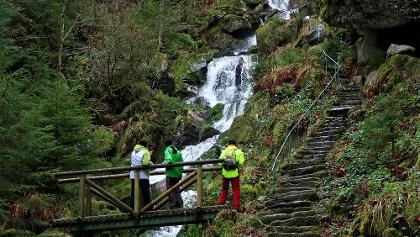 Gertelbach-Wasserfälle.