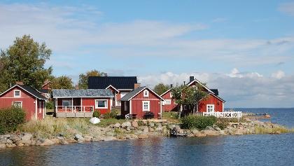 Ohtakarin kalastajakylä
