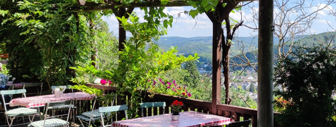 Ausblick Schäferhütte