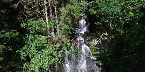 Zweribach Wasserfälle