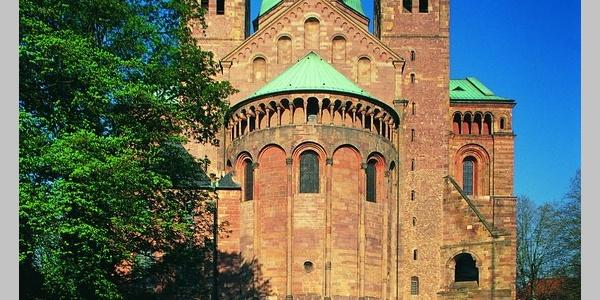 Unesco Welterbe: Dom zu Speyer