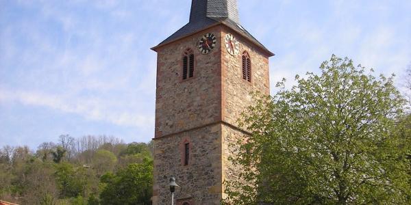 Alte Dorfkirche Laudenbach