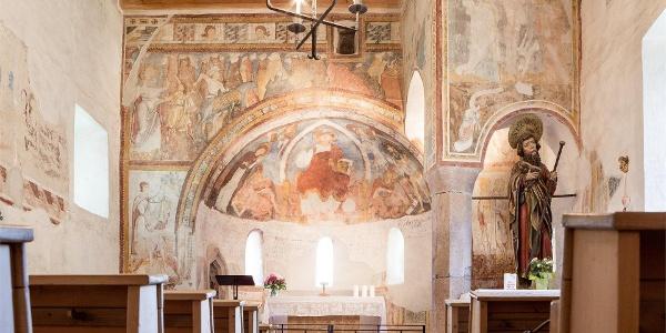 Chiesa San Giacomo a Grissian