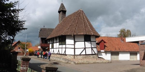 St. Laurentiuskapelle - Porta Westfalica-Nammen