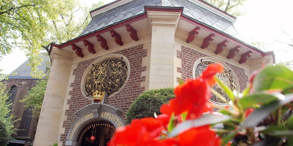 Gnadenkapelle Aussen
