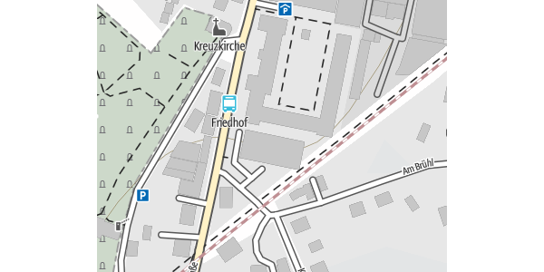 Haltestelle Münchener Straße