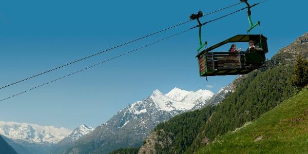 Atmospheric Embd-Schalb cable car