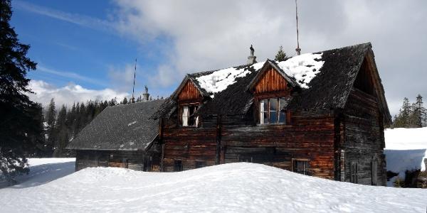 Jagdhütte Mayralm 1411m