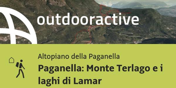 Trekking in Altopiano della Paganella: Paganella: Monte Terlago e i laghi di Lamar