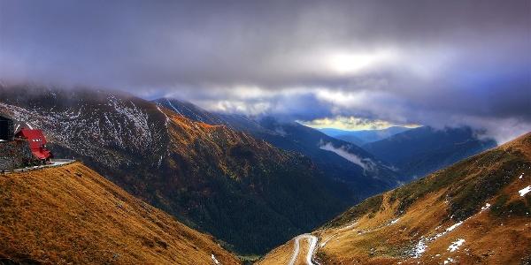 Transfăgărășan Road