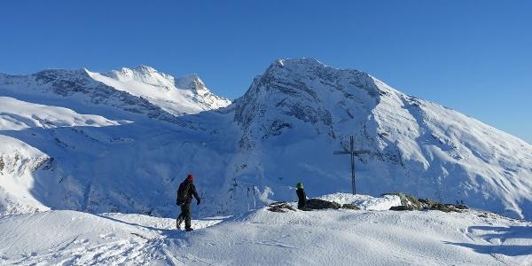 Gipfelkreuz Staldhorn