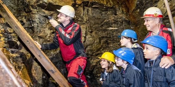 Führung im Besucherbergwerk Zinngrube Ehrenfriedersdorf (1)