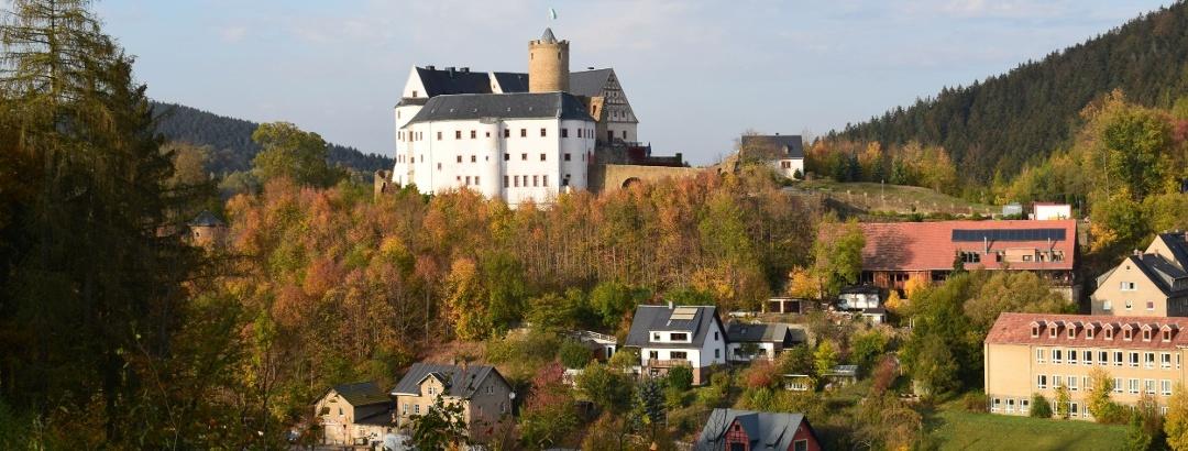 Burg Scharfenstein im Herbst (2)