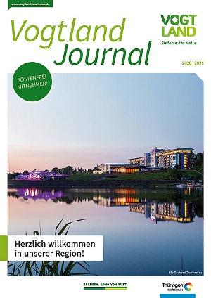 Titelbild VogtlandJournal 2020/2021
