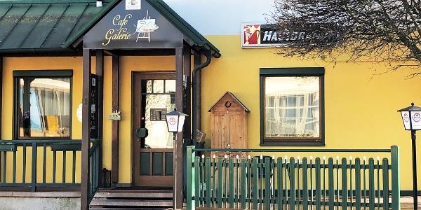 Cafe Galerie in Krummnussbaum Aussenansicht