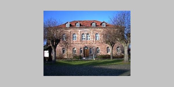 Amtsgerichtsgebäude in Gieboldehausen