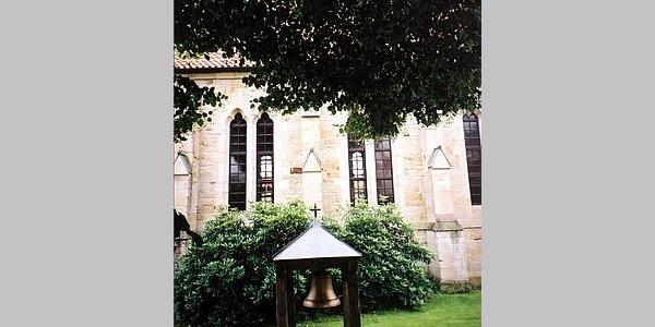 Die Außenansicht der Kirche