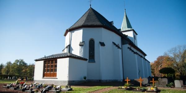 Sauerland-Seelenort Wallfahrtskirche Kohlhagen