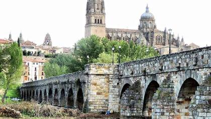 Salamanca - Puente Romano del Tormes
