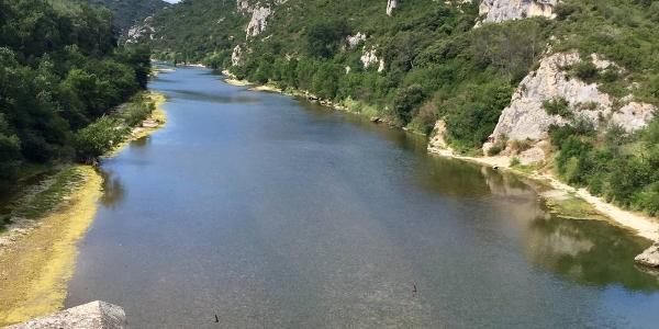 Pour voir le Pont du Gard