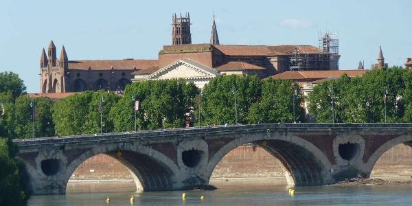 Pont-Neuf vu depuis le pont Saint-Michel