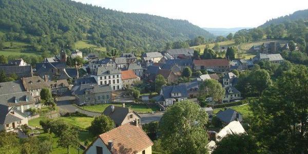 Murat (15) : 8 cols au sud des Monts du Cantal