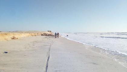 La plage de Nouakchott
