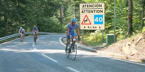"""Cyclosport """" Le Val d'Aran - Balès """""""