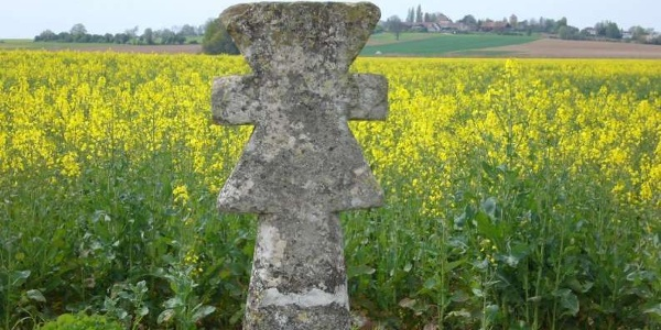 La Croix pattée