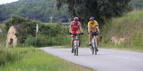 Etape 2 : Circuit du Baix Empordà - de L'Escala à Sant Feliu de Guíxols