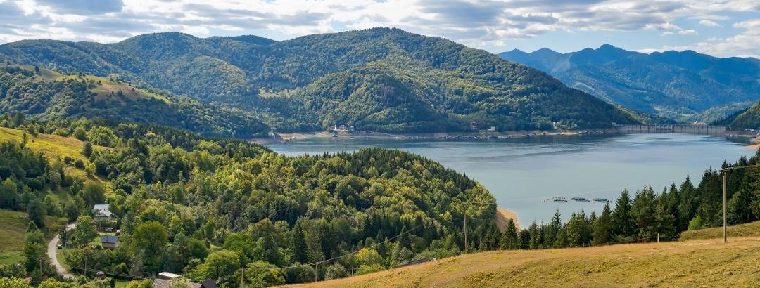 Lacul Bicaz, Neamț County