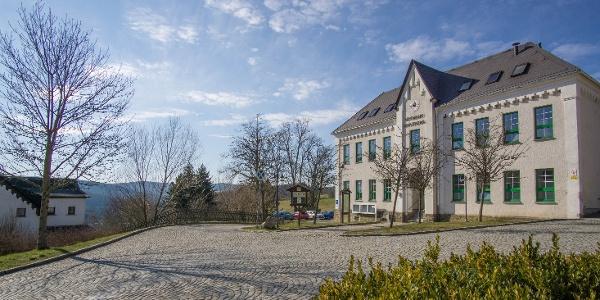 Haus des Gastes, Breitenbrunn, Erzgebirge