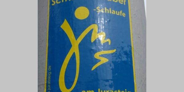 Jurasteig - Schwarze Laber Schlaufe