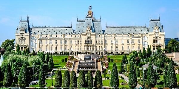Palatul Culturii din Iași