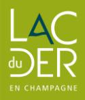 Logotipo Lac du Der en Champagne