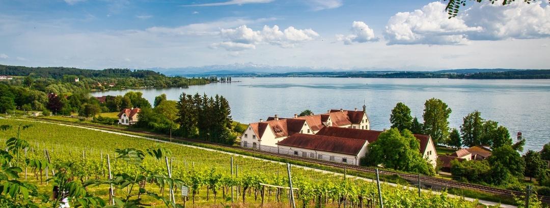 Basilica Birnau at Lake Constance