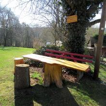 Netter Rastplatz in Agenbach
