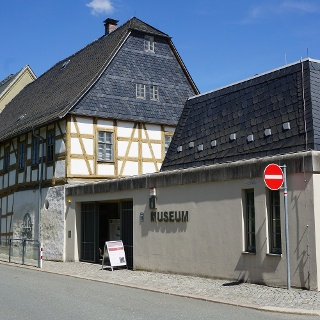 Haupteingang Museum
