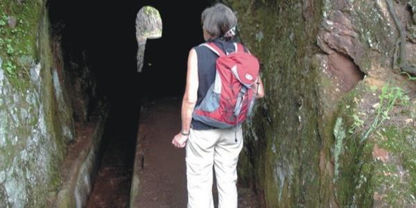 Short tunnel