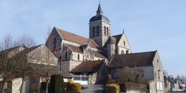 Kirche St. Radegonde in Missy-sur-Aisne
