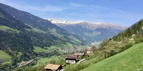 Hiking trail to Mörre/Mora
