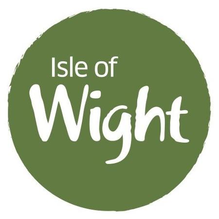 Logo Bicycle Island Visit Isle of Wight