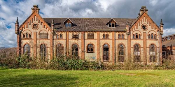 Kraftzentrale Georgschacht Stadthagen