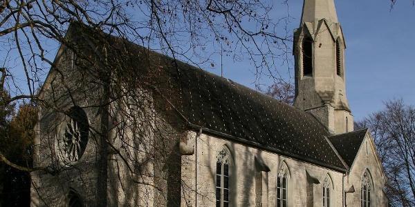 Evangelische Pfarrkirche A.B. Heiliges Kreuz 1
