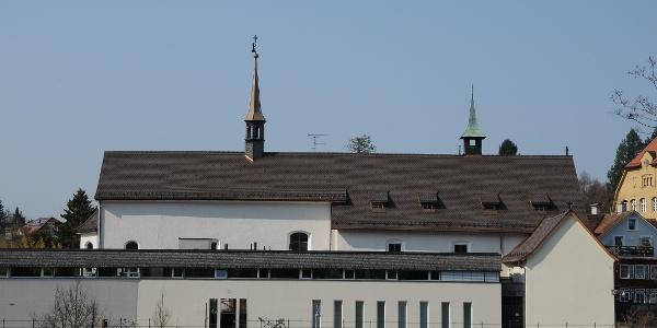 Kapuzinerkloster und Kirche Hl. Antonius von Padua