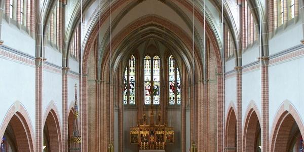Katholische Pfarrkirche Zum Heiligsten Herzen Jesu 1
